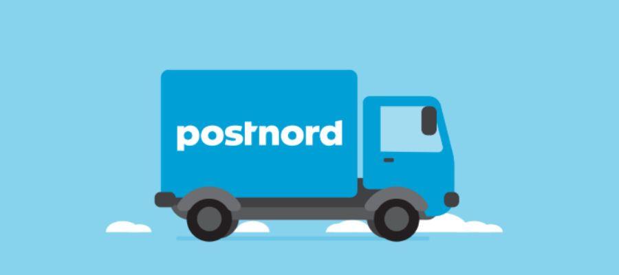 Postnord er vår logistikkpartner