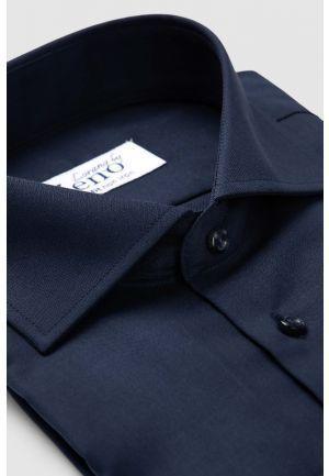 Strykefri business skjorte i hvit twill | Tailor Store®