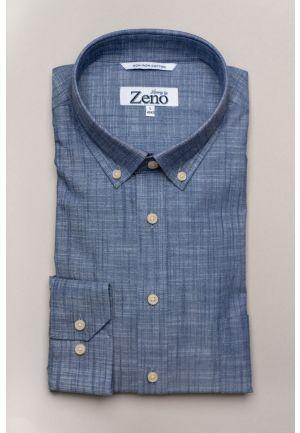 e28d1310 Kjøp button down skjorte til herre på nett | Zenostore.no