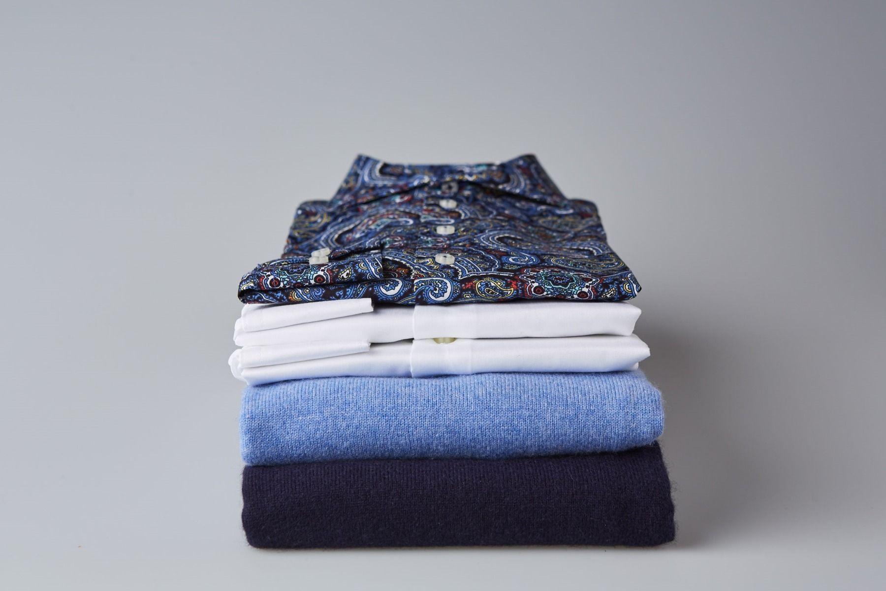 11 grunner til å velge strykefrie skjorter
